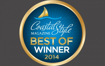 Coastal Style's 2014 Best Architectural Firm Photo