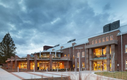 Dover Public Library Achieves LEED Gold Certification Photo