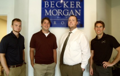 Becker Morgan Group's Delaware Staff Expands Photo