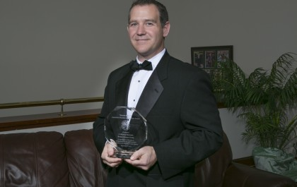 Employee Named Associate of the Year by the Homebuilder's Association of DE Photo