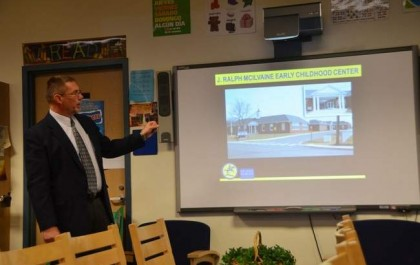 Becker Morgan Group's Educational Leaders Present to Caesar Rodney School District Photo