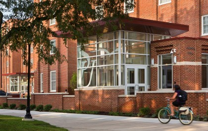 Salisbury University Residence Halls Achieve LEED Certification Photo