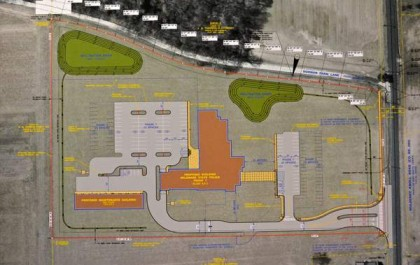 New Delaware State Police Troop 7 Facility Plans Move Forward Photo